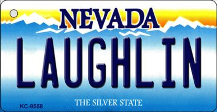 Laughlin Nevada Background Wholesale Novelty Key Chain