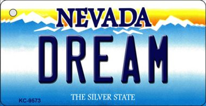 Dream Nevada Background Wholesale Novelty Key Chain