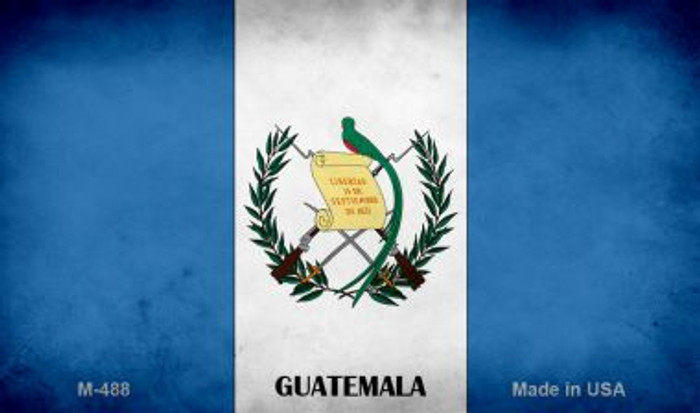 Guatemala Flag Wholesale Novelty Metal Magnet