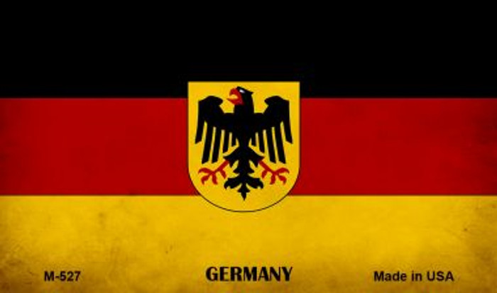 Germany Flag Wholesale Novelty Metal Magnet