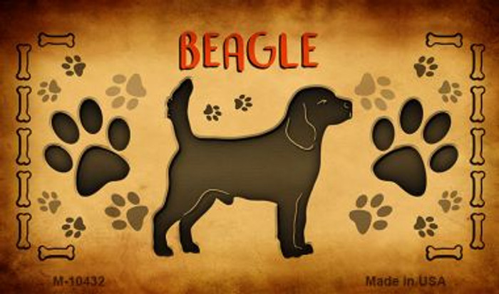 Beagle Wholesale Magnet