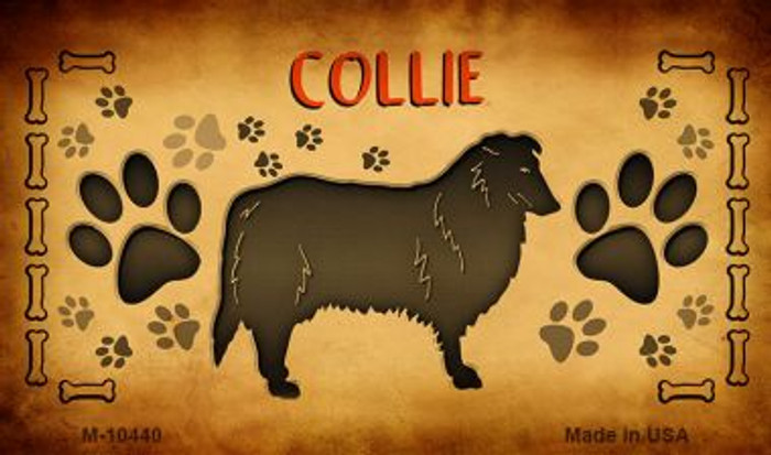 Collie Wholesale Magnet