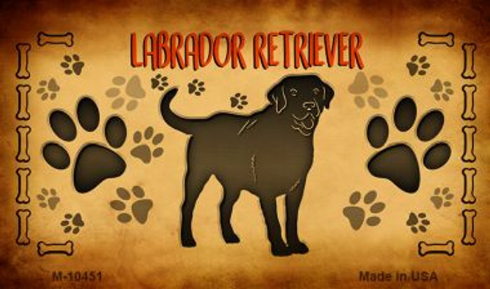 Labrador Retriever Wholesale Magnet