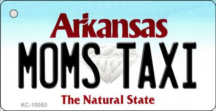 Moms Taxi Arkansas State License Plate Wholesale Key Chain KC-10053