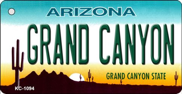 Grand Canyon Arizona State License Plate Wholesale Key Chain