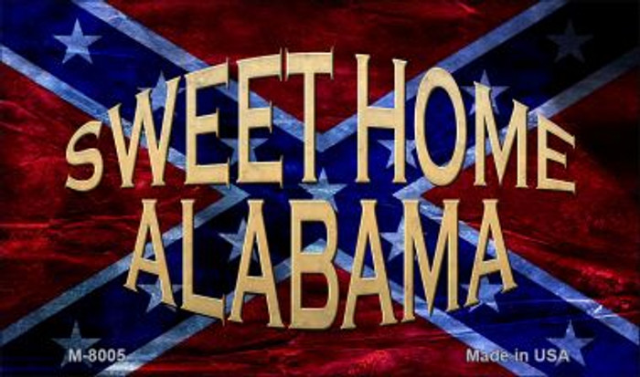 Sweet Home Alabama Novelty Wholesale Magnet