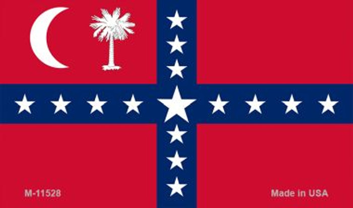 South Carolina Sovereignty Flag Novelty Wholesale Magnet