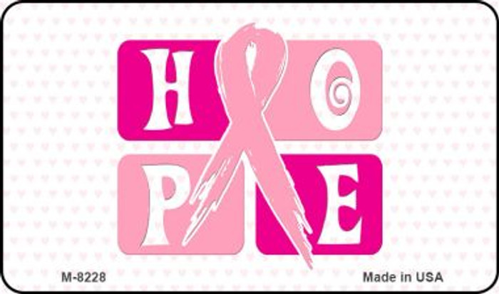 Hope Wholesale Novelty Magnet M-8228