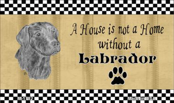 GREAT DANE House Is Not A Home MAGNET No 2 HARL New