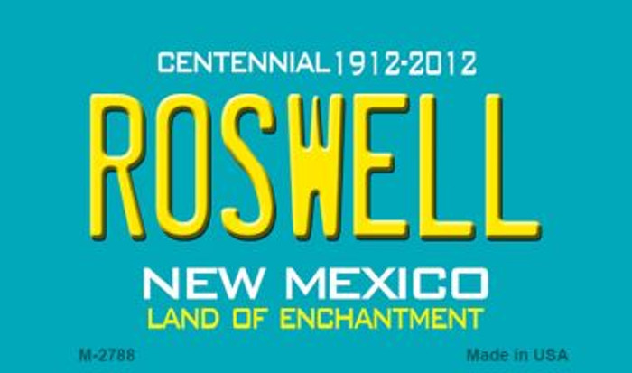 Roswell New Mexico Novelty Wholesale Magnet