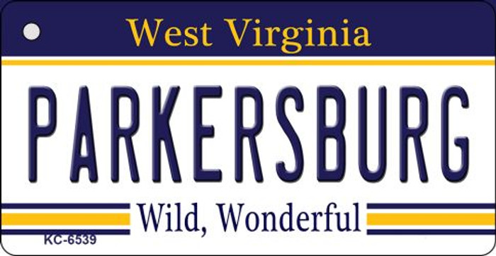Parkersburg West Virginia License Plate Wholesale Key Chain