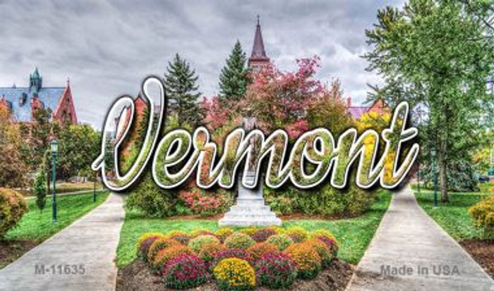 Vermont Building Wholesale Magnet M-11635
