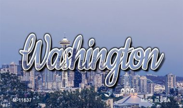 Washington Space Needle Wholesale Magnet M-11637
