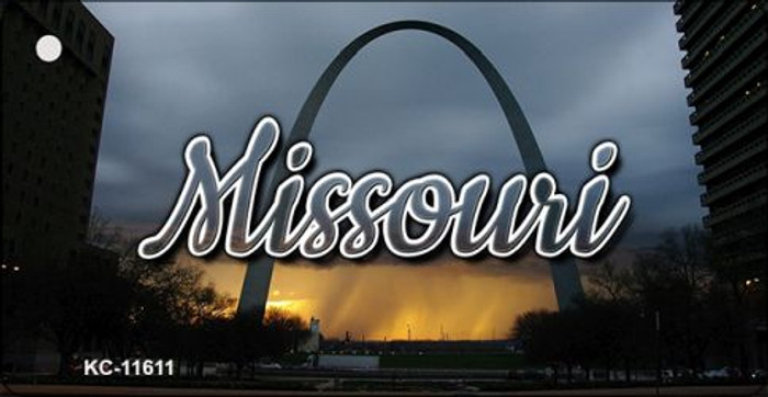 Missouri Gateway Arch Wholesale Key Chain KC-11611