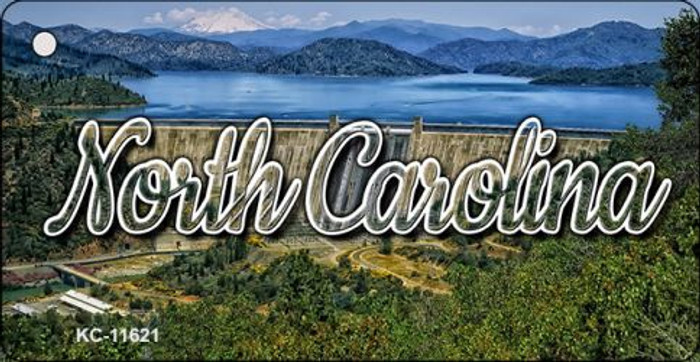 North Carolina Dam Wholesale Key Chain KC-11621
