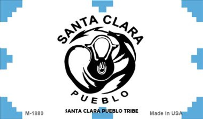 Santa Clara Pueblo Tribe Novelty Wholesale Magnet M-1880
