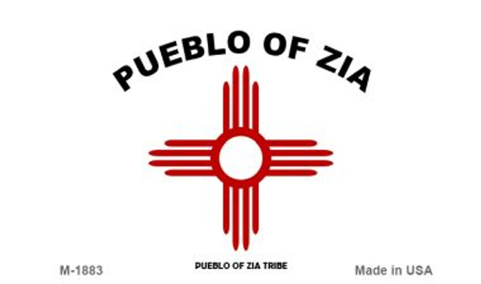 Zia Pueblo Novelty Wholesale Magnet M-1883