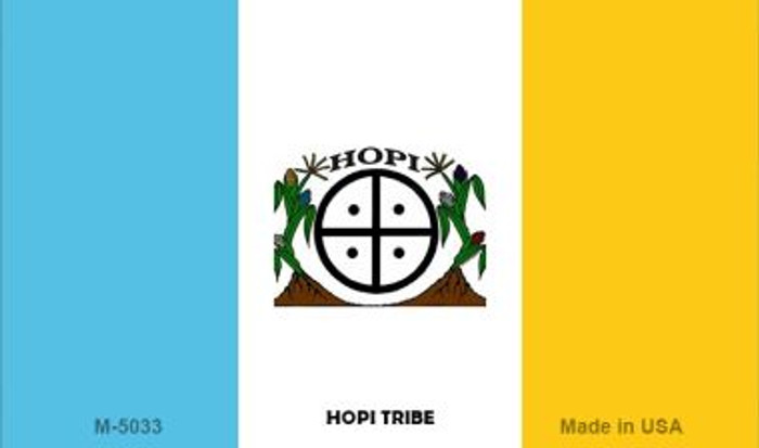 Hopi Tribe Novelty Wholesale Magnet M-5033
