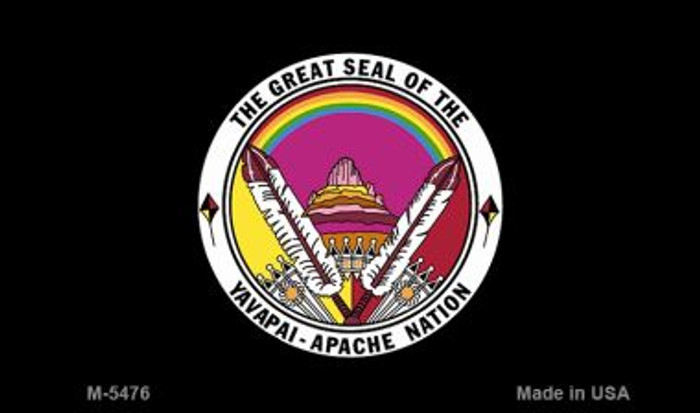 Yavapai Apache Great Seal Novelty Wholesale Magnet M-5476