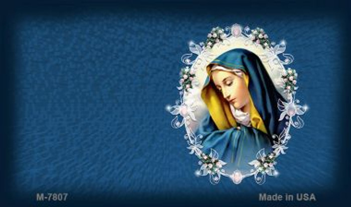 Virgin Mary Novelty Wholesale Magnet M-7807