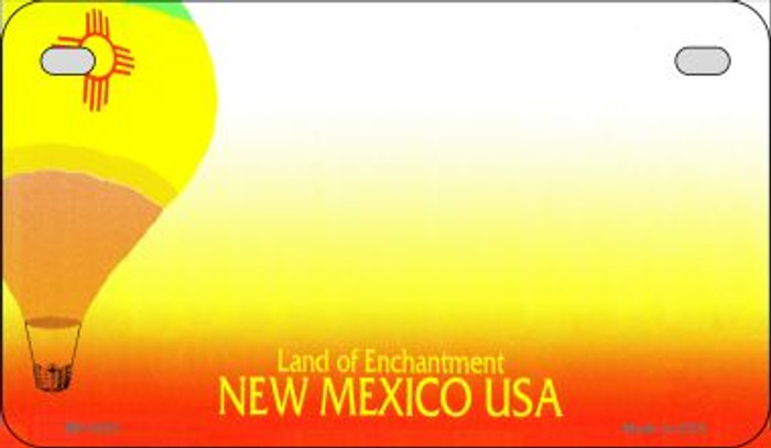New Mexico Blank Background Wholesale Novelty Motorcycle Plate MP-2247