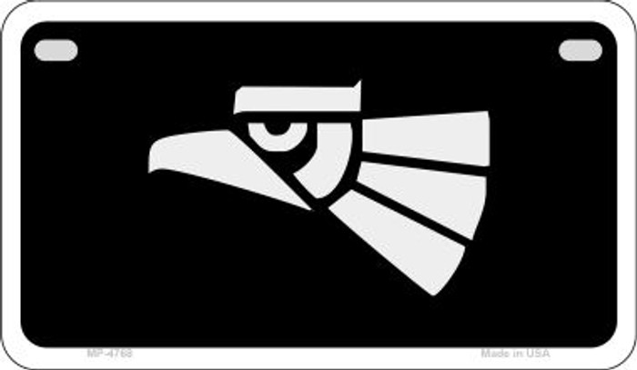 Made In Mexico (Eagle) Wholesale Novelty Motorcycle Plate MP-4768
