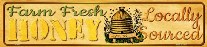Farm Fresh Honey Wholesale Mini Street Sign K-688