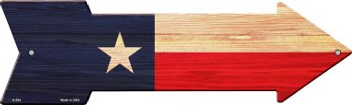 Texas State Flag Wholesale Novelty Arrows A-564