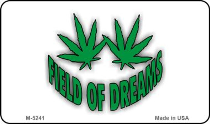 Field of Dreams Novelty Wholesale Metal Magnet M-5241