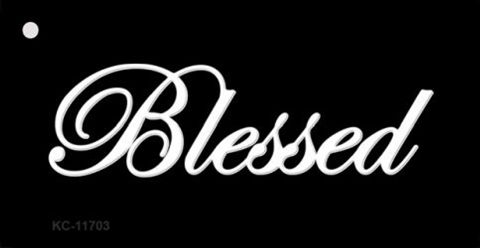 Blessed Wholesale Novelty Key Chain KC-11703