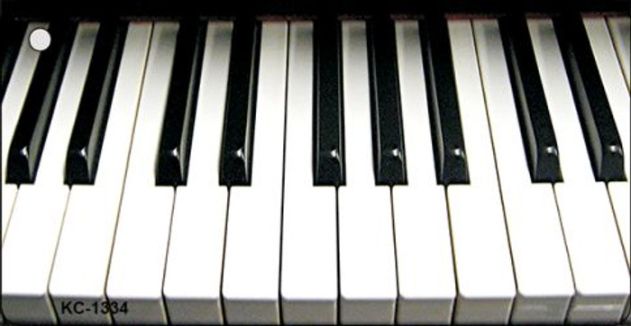 Piano Keyboard Novelty Wholesale Metal Key Chain KC-1334