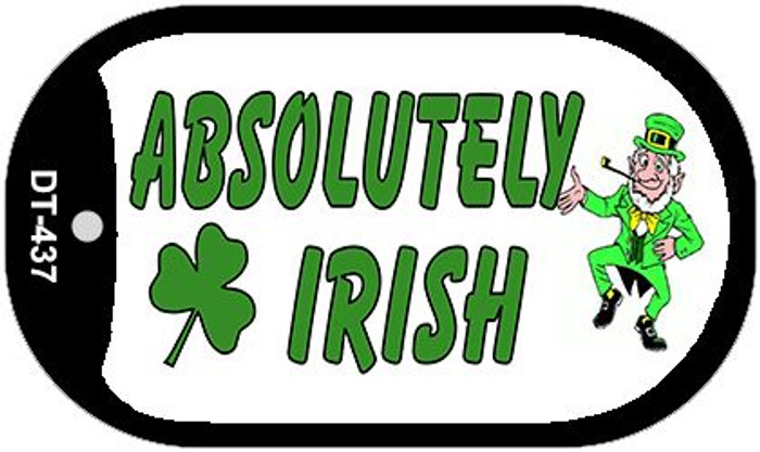 Absolutely Irish Wholesale Metal Novelty Dog Tag Kit DT-437