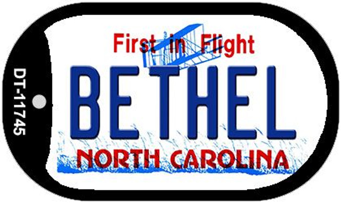 Bethel North Carolina Wholesale State Dog Tag Kit DT-11745