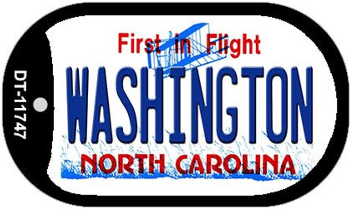 Washington North Carolina Wholesale State Dog Tag Kit DT-11747
