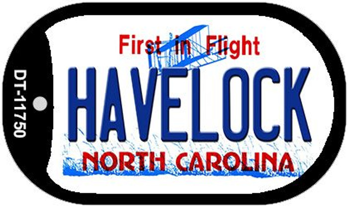Havelock North Carolina Wholesale State Dog Tag Kit DT-11750