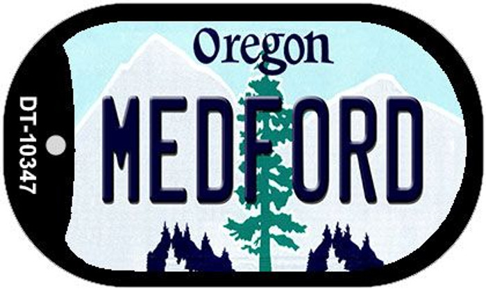Medford Oregon Wholesale Novelty Metal Dog Tag Necklace DT-10347
