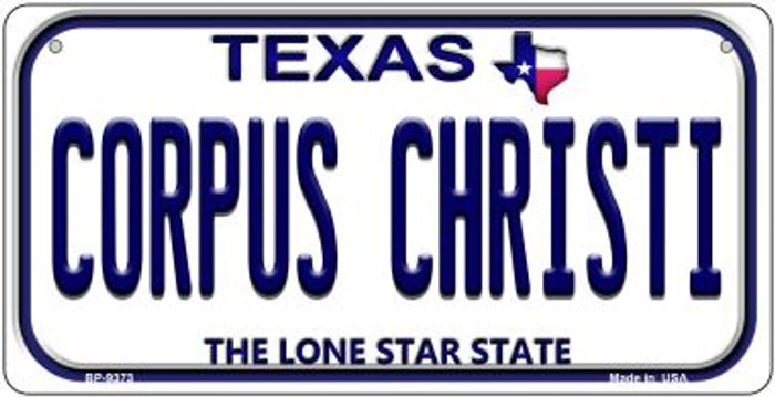Corpus Christi Texas Wholesale Novelty Metal Bicycle Plate BP-9373