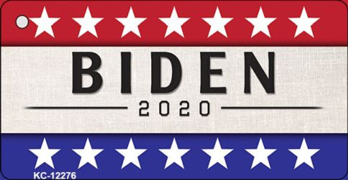 Biden 2020 Wholesale Novelty Metal Key Chain KC-12276