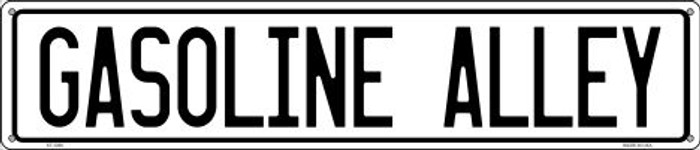 Gasoline Alley Wholesale Novelty Metal Street Sign ST-1286
