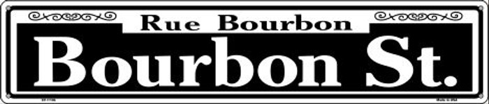 Bourbon Street Wholesale Novelty Metal Street Sign ST-1106