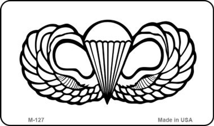 Parachute Badge Wholesale Novelty Metal Magnet M-127