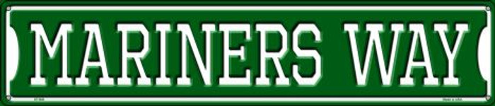 Mariners Way Wholesale Novelty Metal Street Sign ST-988