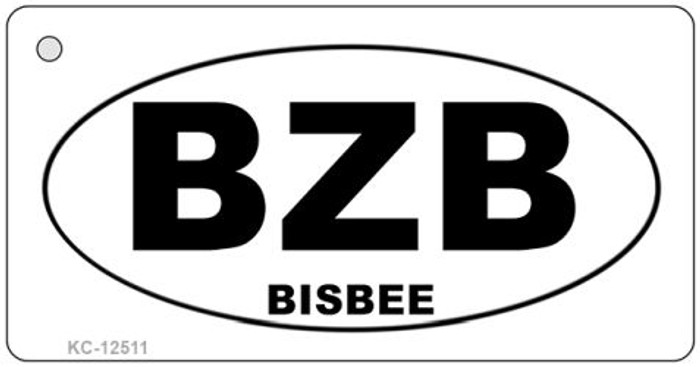 BZB Bisbee Wholesale Novelty Metal Key Chain KC-12511
