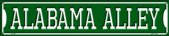 Alabama Alley Wholesale Novelty Metal Street Sign ST-1066