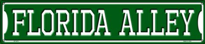 Florida Alley Wholesale Novelty Metal Street Sign ST-1071