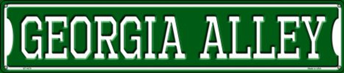Georgia Alley Wholesale Novelty Metal Street Sign ST-1073