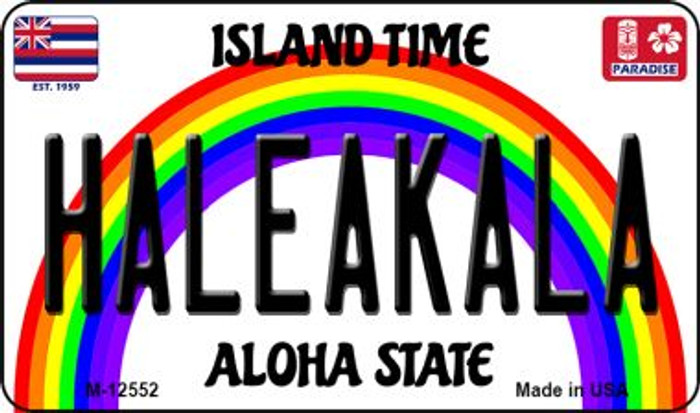 Haleakala Hawaii Wholesale Novelty Metal Magnet M-12552
