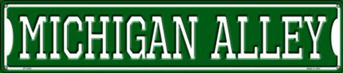 Michigan Alley Wholesale Novelty Metal Street Sign ST-1083