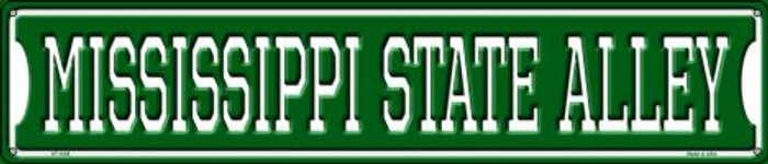 Mississippi State Alley Wholesale Novelty Metal Street Sign ST-1085
