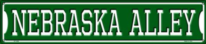 Nebraska Alley Wholesale Novelty Metal Street Sign ST-1086